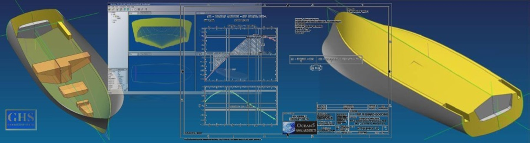 Stability Analysis | Ocean5 | Naval Architects & Yacht